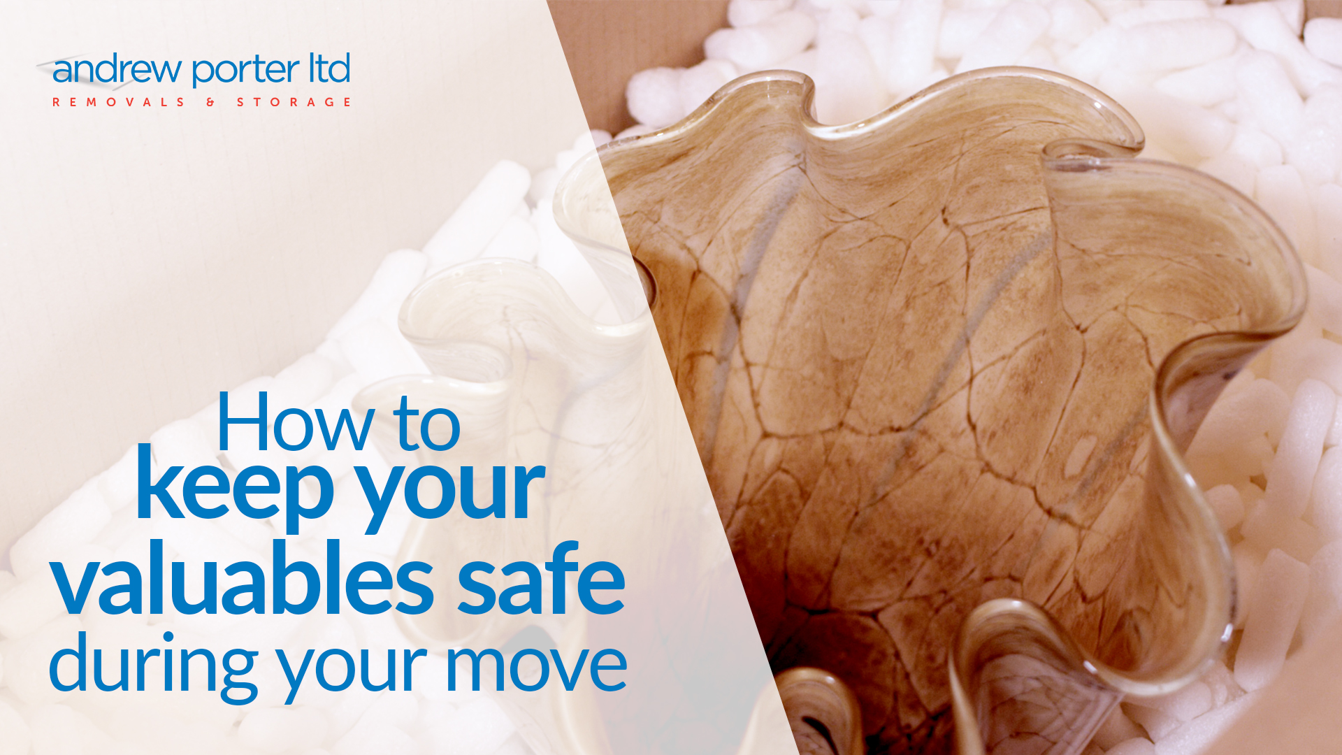 Keeping valuables safe during your move