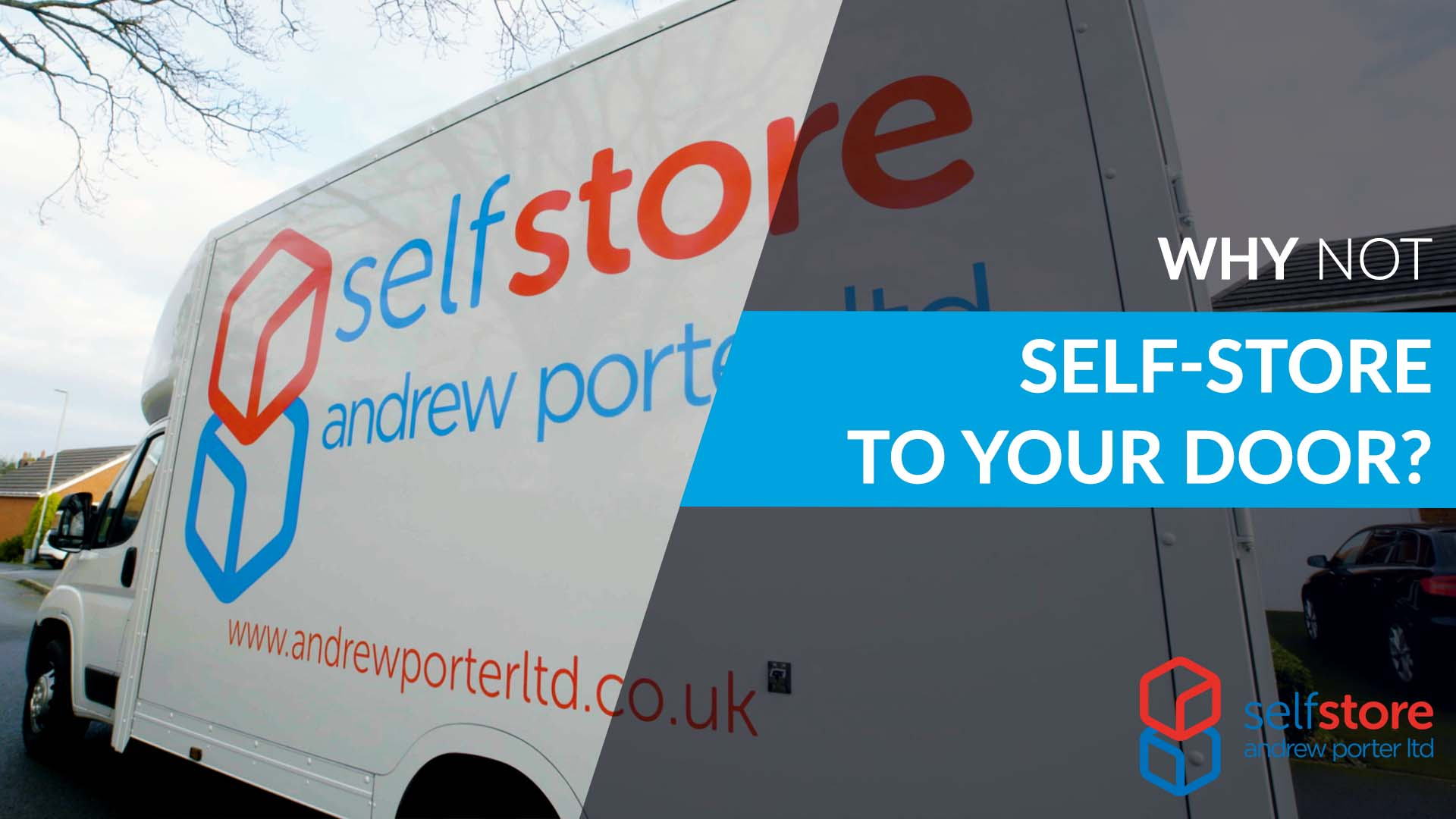 Learn about Self Store to your Door
